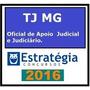 Tj-mg - Estratégia 2016 + Pdf Ponto Concursos + 3 Brindes