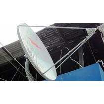 Antena Ku 1.20m Andrew - Offset Para Internet Via Satélite