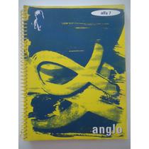 Apostíla Alfa 7 Anglo Diversas Matérias - Usado