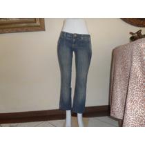 Calça Jeans C/ Elastano Da Canal Concept Feminina Canal 40