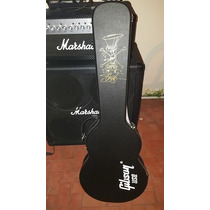 Case Para Guitarras Gibson Les Paul Logo Slash A.f.d