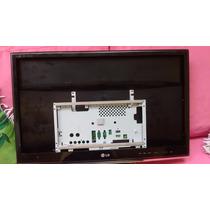 Caixa Moldura Da Tv Lcd Lg Mod 2450d- 24 Pol C.base Pedestal