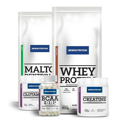 Kit Endurance Premium Newnutrition Pronta Entrega !