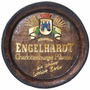Tampa De Barril Decorativa Grande Cerveja - Engelhardt