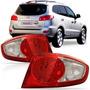 Par Lanterna Santa Fe Hyundai Ano 2006 2007 08 2009 2010