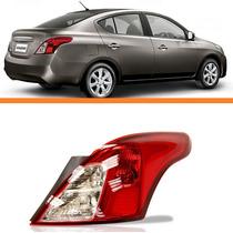 Lanterna Versa Nissan 2011 2012 2013 2014 Direita