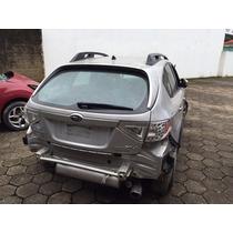 Subaru 4 X 4 Automatico 2011 Teto Solar