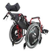 Cadeira De Rodas Dobrável - Modelo Àgile Reclinavel