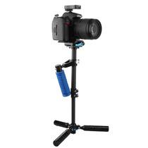 Estabilizador S-43 Sony Canon Nikon Gopro Dslr Câmera Vídeo