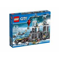 Lego City 60130 Police, Prison, Island Policia Novo