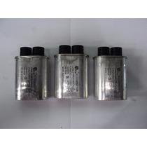 Capacitor Alta Tensão Forno Microondas 0,80uf 0,85uf 0,90uf