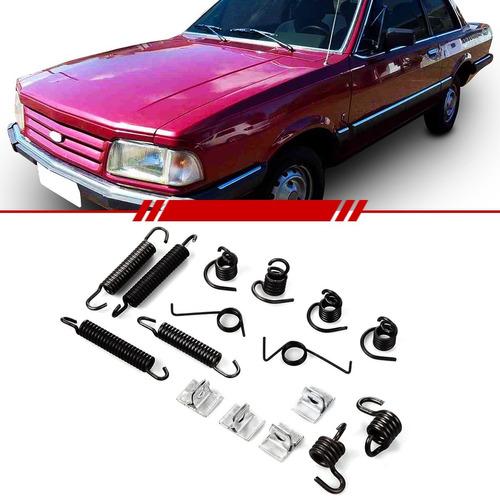 Kit Reparo Sapata Traseira Ford Corcel 91 90 89 88 87 A 81