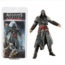 Action Figure Assassins Creed Revelations - Ezio- The Mentor