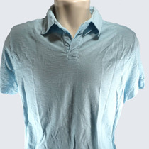 Camisa Calvin Klein Masculina Azul Claro + Frete Grátis