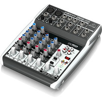 Mesa De Som Behringer Xenyx Q802usb Mixer Q802 Usb Original
