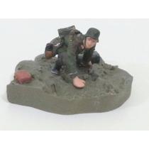 Miniatura Soldado Guerreiro De Chumbo Guerra