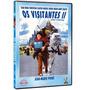 Dvd Os Visitantes 2 - Jean Marie Poiré - Original Lacrado!!