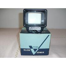 Visualizador De Slide Samax 2 X 2 - 35mm - Frete Grátis