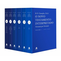 O Novo Testamento Interpretado Champlin
