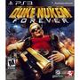 Super Game Ps3 Duke Nukem Forever Novo Lacrado