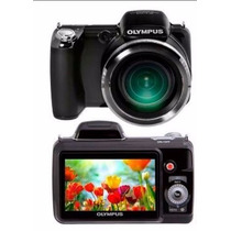 Olympus Sp-810uz 14 Mp 36x Zoom Digital