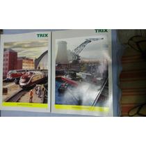 Ferromodelismo - Revistas - Trix - Alemanha