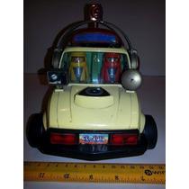 Antigo Carro Lunar C/ Playmobil - Bate-volta - N/ Funciona