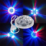 Disco Led 8w 48 Leds Rgb Scan Laser Strobo Sunflower Festa