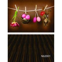 Fundo Fotográfico Newborn ( Pascoa ) 150 Cm X 200 Cm