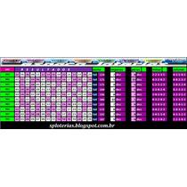 Ganhe Na Lotofácil - 33 Super Planilhas Auto Editáveis R$ 40