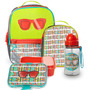Kit Escolar + Mochila Óculos Forget Me Not Skip Hop