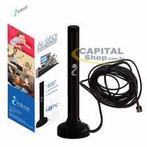 Antena Digital Interna Indusat Ai-950i Vhf/uhf/fm/hdtv 5mts