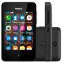 Nokia Asha 501 Dual Chip Nacional Preto Wi-fi Cam. 3.2mp Nfe