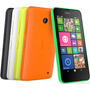 Nokia Lumia 630 - Windows Phone 8.1, 5mp, 2 Chip, 3g - Novo