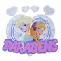 Painel - Eva Frozen Parabens