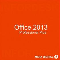 Chave Key De Ativação Do Office 2013 Professional Plus