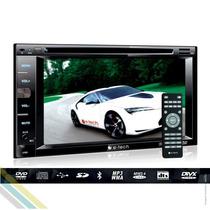 Dvd Central Multimidia Automotivo 2 Din Controle
