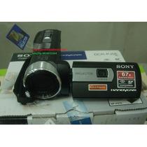 Filmadora Sony Com Projetor Modelo Dcr-pj5