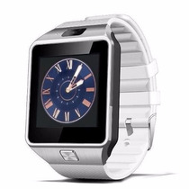Smart Watch Dz09 Relogio Celular Câmera 1 Chip Bluetooth