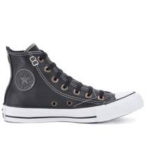 Tênis Converse All Star Ct As European Hi Preto Branco Ct329