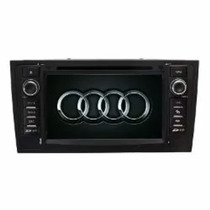 Kit Central Multimidia Dvd Gps Audi A6 Tv Original