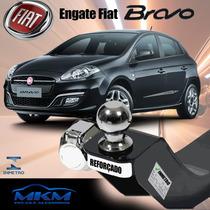 Engate Reboque Fiat Bravo Todos Tração 500kg