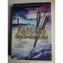 Livro Rangers Ordem Dos Arqueiros Vol. 3 Terra Do Gelo