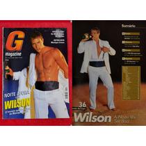 Revista G Wilson ( Do Noite Afora ) R$ 10,00