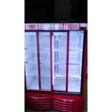 Geladeira-Expositora-2-Portas-Metalfrio-Semi-nova