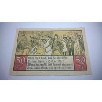 Cédula Notgeld 50 Pfennig 1921 - Lt0083