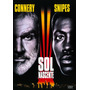 Dvd Sol Nascente - Sean Connery - Original - Novo - Lacrado