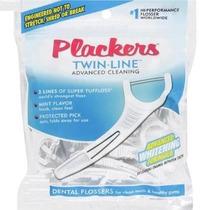 Fio Inter Dental Floss Picks Plackers Adulto Infantil Usa