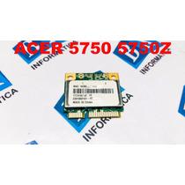 Mini Pci Wireless Acer 5750 5750z Ar5b97