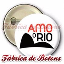 Boton Amo O Rj Ou Personalizados 25mm 35mm,45mm,55mm